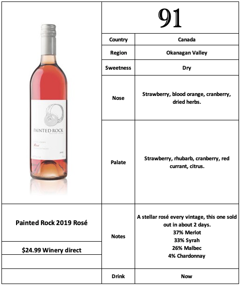 Painted Rock 2019 Rosé